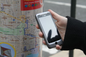 Bus Tracking App